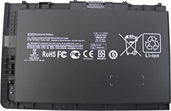 Gomarty BT04XL Notebook Battery for HP Elitebook Folio 9470 9470m Ultrabook BT04 BA06 BA06XL H4Q47AA H4Q48AA HSTNN-DB3Z HSTNN-IB3Z HSTNN-I10C 687517-241 687945-001 687517-171 14.8V 52WH