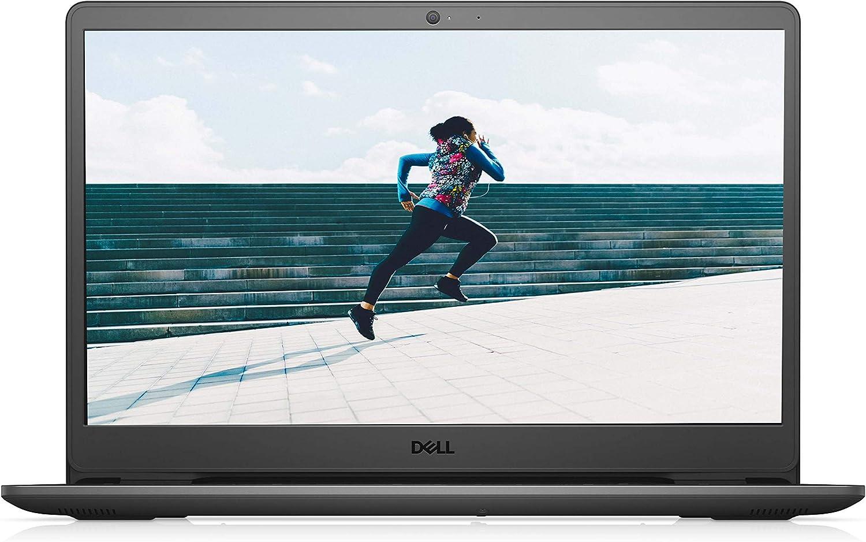 Portátil Dell Inspiron 15 3505 de 15,6Pulgadas, procesador AMD Ryzen 5 3450U, Pantalla WVA FHD Truelife táctil de Borde Estrecho, RAM de 8GB, SSD NVMe de 256GB y Windows 10 Home (Negro)