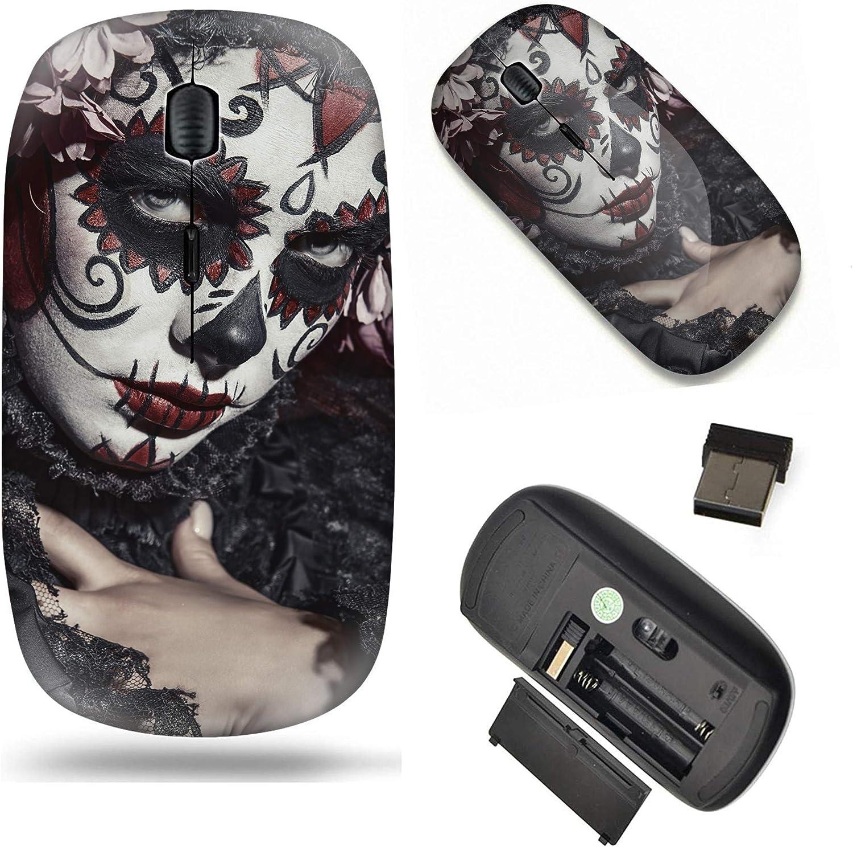 Bargain Unique Pattern Optical Mice Mobile Mouse Wireless Portable Import 2.4G