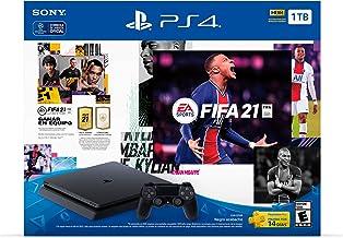 Bundle PS4 Slim + FIFA 21 - Bundle Edition