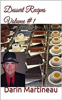 Dessert Recipes Volume #1