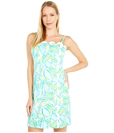 Lilly Pulitzer Mercede Stretch Dress (Urchin Pink Vitamin Sea) Women