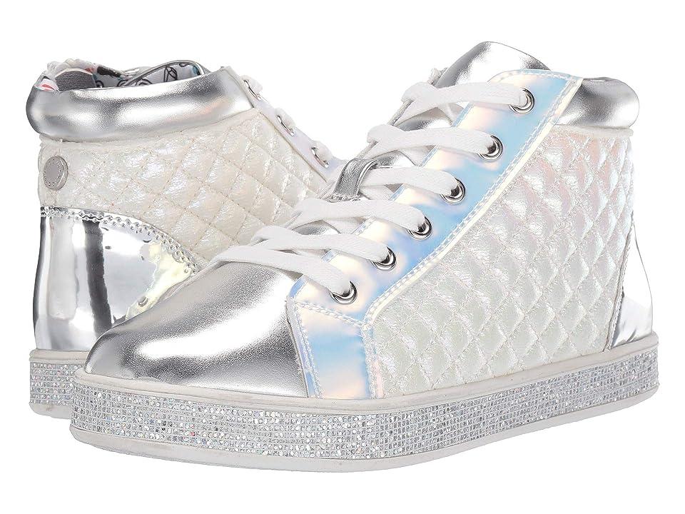 Steve Madden Kids Jcaffire (Little Kid/Big Kid) (White) Girls Shoes