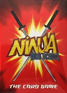 Antarctic Press Ninja High School Expandable Card Game
