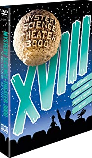 Mystery Science Theater 3000 - Volume XVIII: (Lost Continent / Crash of the Moons / The Beast of Yucca Flats / Jack Frost)