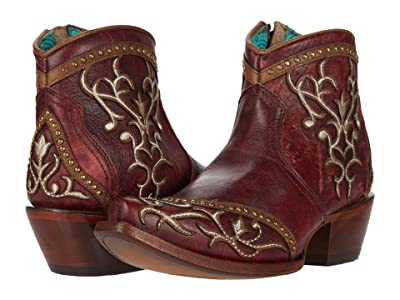 Corral Boots A3930 (Red) Women