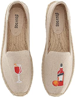 The Spritz Smoking Slipper