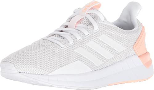Adidas Wohommes Questar Ride W FonctionneHommest chaussures, chaussures, chaussures, blanc gris One Haze Coral, 8 M US 607