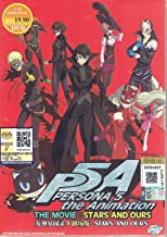 PERSONA 5 THE ANIMATION THE MOVIE : STARS AND OURS - COMPLETE ANIME MOVIE DVD BOX SET