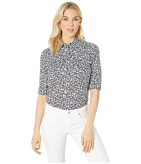 d9ae6d72aa1ec LAUREN Ralph Lauren Cotton Voile Shirt at Zappos.com