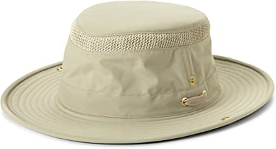 Tilley LTM3 Airflo Outdoor Hat, UPF 50+, Water-Repellent and Buoyant - Perfect for Sailing