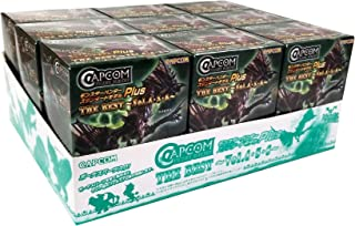 カプコンフィギュアビルダー モンスターハンター スタンダードモデル Plus THE BEST Vol.4,5,6 BOX商品 1BOX=9個入り、全9種類+ボーナスパーツ