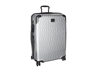 Tumi Latitude Extended Trip Packing Case (Silver) Luggage