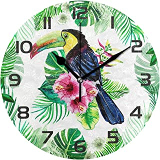 Best toucan wooden clock Reviews