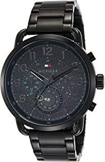 ebcd0eadd Tommy Hilfiger Analog Black Dial Men's Watch - TH1791423