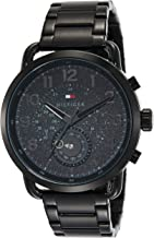 Tommy Hilfiger Analog Black Dial Men's Watch - TH1791423
