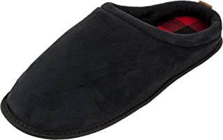 Mens Slippers, Classic Slip on Clogs with Memory Foam,Winter Warm Slippers, Size 8 to 13