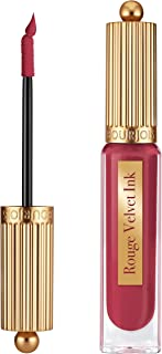 Bourjois Rouge Velvet Ink Liquid Matte Lipstick, 15 Sweet Dar(k) ling, 3.5 ml
