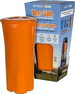 Best frontiersman bear canister Reviews