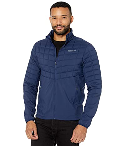 Marmot Featherless Hybrid Jacket (Arctic Navy) Men