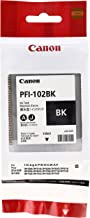 PFI-102BK Black Ink Tank 130ML Imageprograf IPF500 IPF600 IPF700