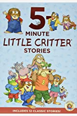 Little Critter: 5-Minute Little Critter Stories: Includes 12 Classic Stories! Hardcover