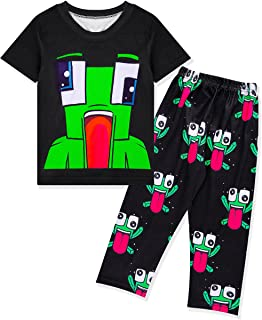 Boys Summer Clothing Set Short Sleeves for All Seasons...