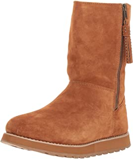 Skechers Women's Keepsakes-Fuzzy Feelings Winter Boot