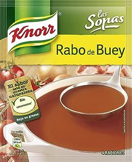Knorr - Sopa Desh Rabo Buey 71 gr - Pack de 10