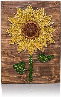 Best diy sunflower string art Reviews