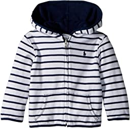 Ralph Lauren Baby - Reversible Cotton Hoodie (Infant)