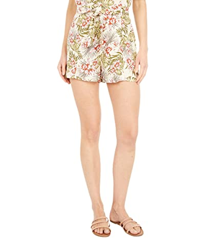 Volcom Sorry Babe Shorts (Green Tea) Women