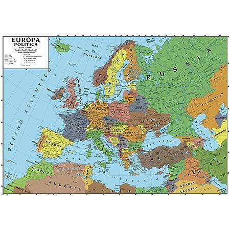 Cartina Fisica Europa Grande.Wieufxssyeipim