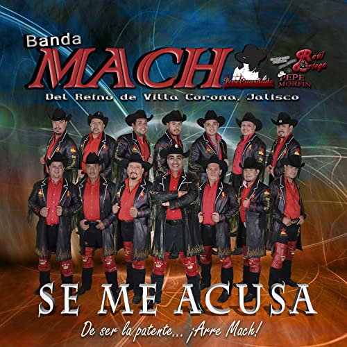 Padrino de Cojín by Banda Mach on Amazon Music - Amazon.com
