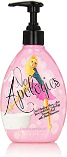 Designer Skin No Apologies Tan Enhancing Shave Lotion, 8.5 Fluid Ounce