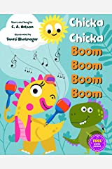 CHICKA CHICKA BOOM BOOM BOOM BOOM: A Sing Along Book Teaching the Parts of the Face in English and Spanish (THE SUNNY DAY SERIES 4) Kindle Edition