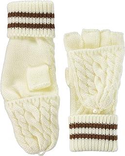 [ウィゴー] 手袋 ケーブル編み ミトン レディース