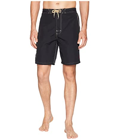 Polo Ralph Lauren Kailua Swim Trunks (Polo Black) Men