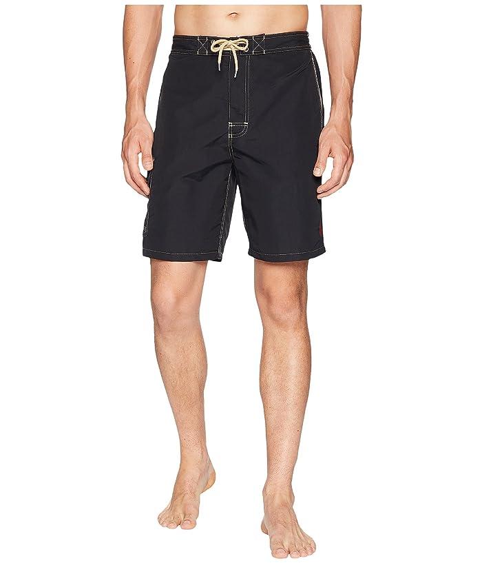 Polo Ralph Lauren Kailua Swim Trunks (Polo Black) Men
