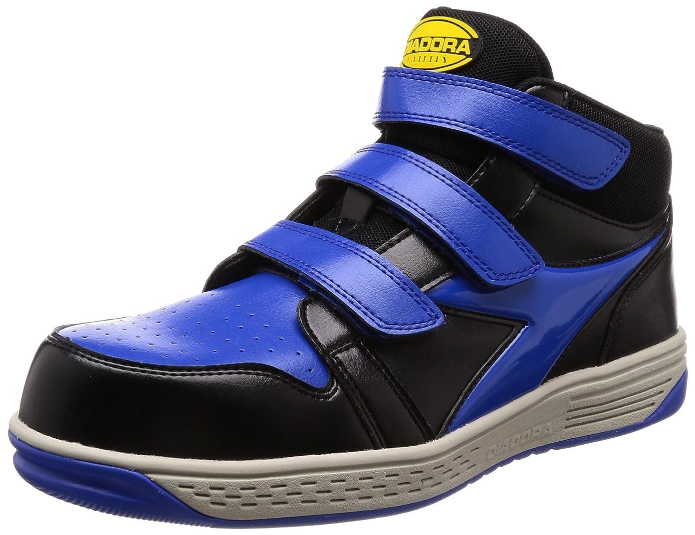 従事する社会満足[ディアドラユーティリティ] 安全作業靴 JSAA認定 マジックタイプ プロスニーカー STARLING スターリング SR24