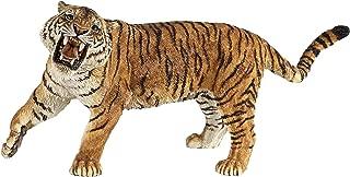 Papo Roaring Tiger Figure, Multicolor