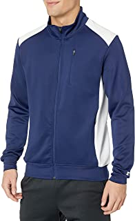 Amazon Brand - Starter Men's  Track Jacket