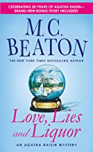 Love, Lies and Liquor: An Agatha Raisin Mystery (Agatha Raisin Mysteries Book 17)