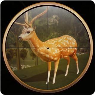鹿狩り狙撃シューティング ゲーム 3D