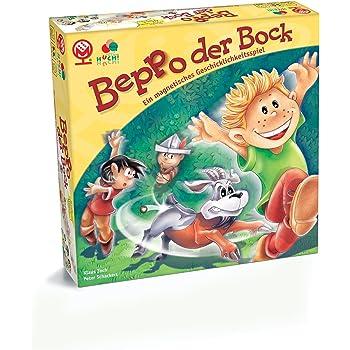 ヤギのベッポ/Beppo der Bock : ボードゲーム