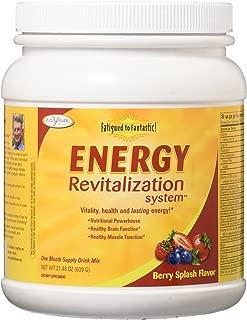 Fatigued to Fantastic Energy Revitalization System - Berry Splash Flavor, [21.48Oz (609g) ]