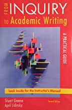 From Inquiry to Academic Writing