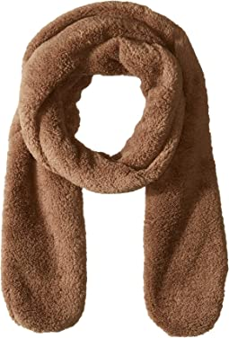 Plush Teddy Scarf