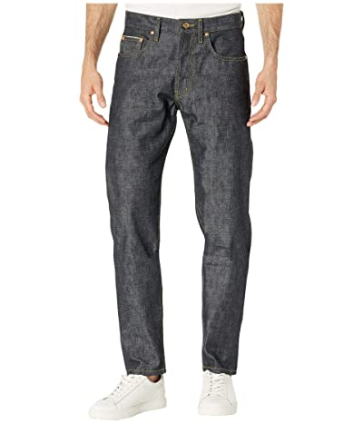 Naked & Famous Easy Guy Real Gold Selvedge Jeans (Real Gold Selvedge) Men
