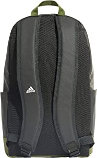 adidas Performance Classic Urban - Mochila deportiva, color verde oscuro/negro, OS